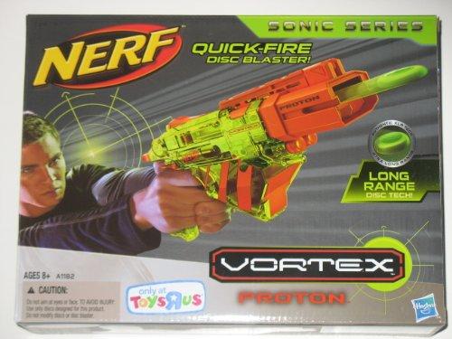 Nerf Vortex Proton Blaster - Sonic Series
