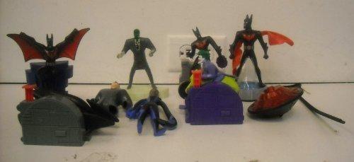 Batman Beyond Set of 8 Burger King Fast Food Toys by Burger King