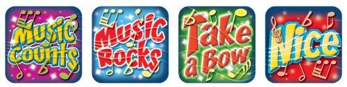 Eureka Music Stickers