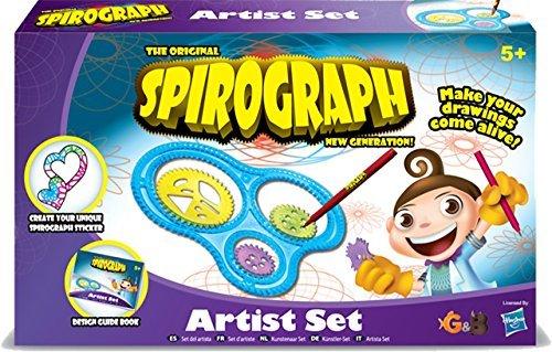 The Original Spirograph New Generation Spirograph Artist Set by Spirograph