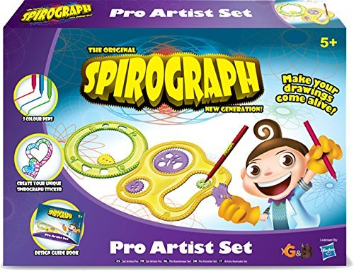 The Original Spirograph - Pro Artist Set by Spirograph