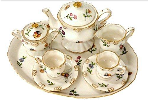 Olivias Mini Tea Set for Two Childrens Tea Party