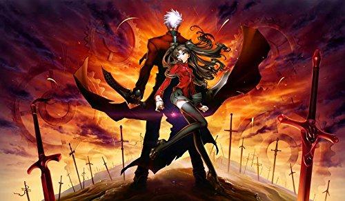 223 Fate Zero PLAYMAT CUSTOM PLAY MAT ANIME PLAYMAT INCLUDES EXCLUSIVE GUARDIAN PLAYMAT TUBE
