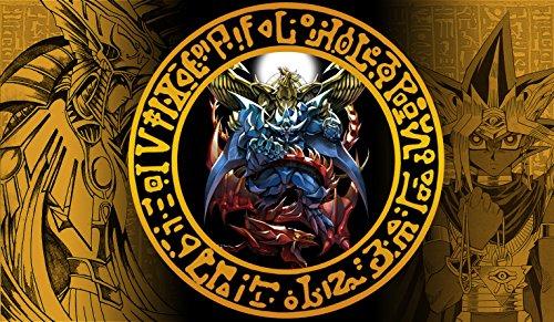 Yu-Gi-Oh Egyptian Gods Yami Yugi CUSTOM PLAYMAT ANIME PLAYMAT 136 by MT