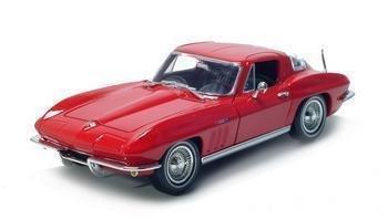 Maisto Die Cast 118 Scale Red 1965 Chevrolet Corvette by Maisto Tech