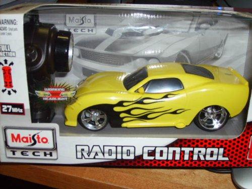 Maisto Tech Radio Control Car Colors May Vary