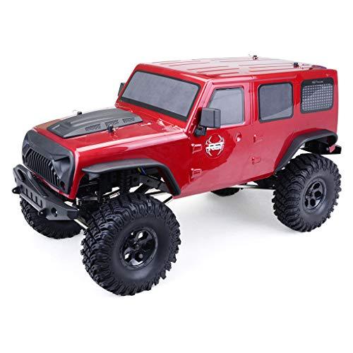 RONSHIN RGT 86100 110 24G 4WD RC Rock Crawler red