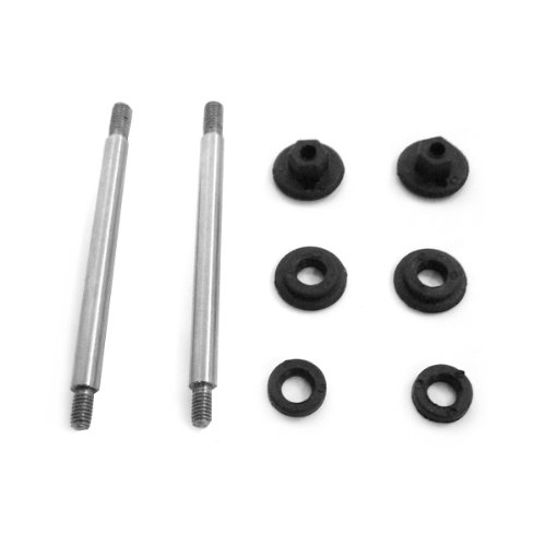 Iron Track Atomik RC Rear Shock Shaft for Iron Track Tanto 4WD RC Buggy Vehicle 2-Piece