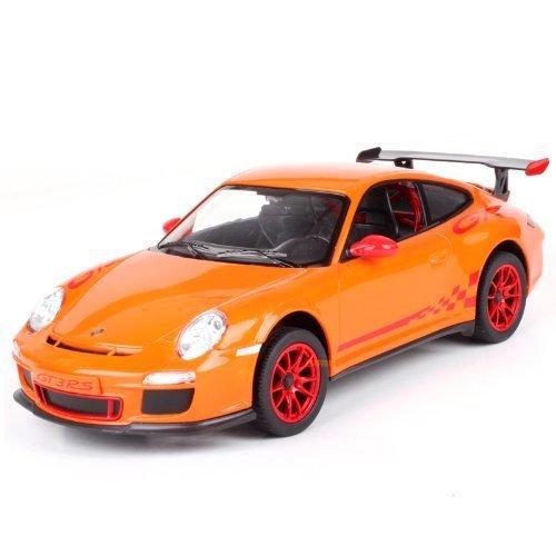 114 Scale Orange Radio Remote Control Porsche 911 GT3 R-S RC Car RC RTR