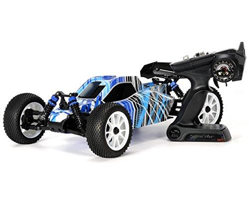 Kyosho DBX Nitro Off-Road RC Buggy T1 110 Scale Blue Black Grey White