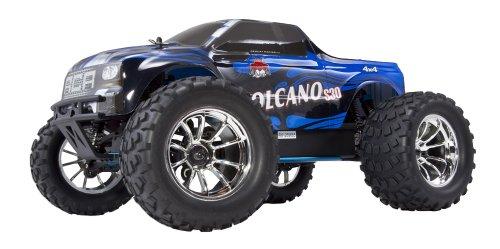 Redcat Racing Nitro 24GHz Volcano S30 Truck 110 Scale BlueSilver