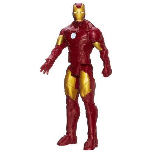 Avengers Series Marvel Assemble Titan Hero Iron Man 12 Action Figure