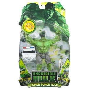 Incredible Hulk Movie Action Figure Power Punch Hulk