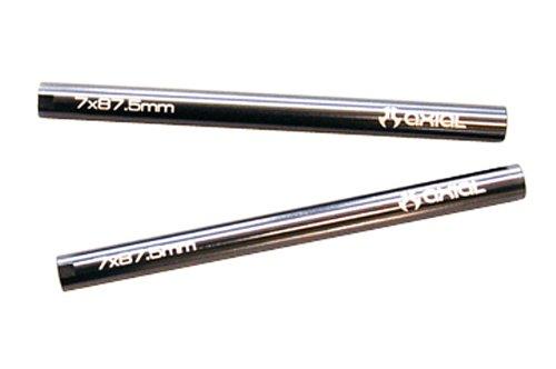 Axial Racing AX30792 Threaded Aluminum Link 7X875mm Grey 2
