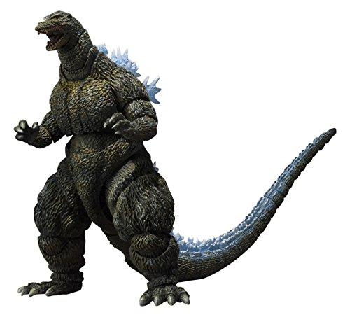 Bandai Tamashii Nations SH MonsterArts Godzilla Ohrai Noriyoshi Poster Color Ver Godzilla Vs Mechagodzilla II Action Figure