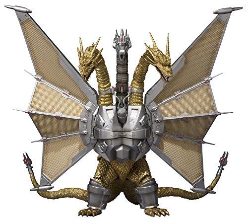 Bandai Tamashii Nations SH MonsterArts Mecha King Ghidorah Godzilla Action Figure