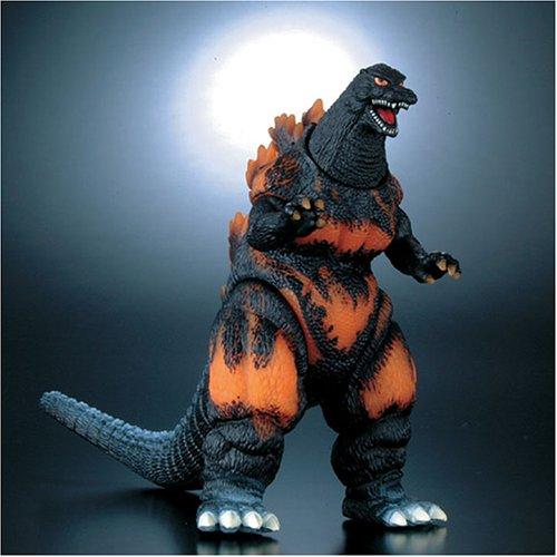 Movie Monster Series BURNING GODZILLA Action Figure