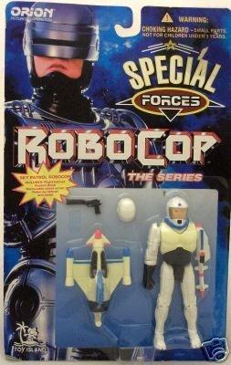 ROBOCOP Special Forces Action Figure SKY PATROL