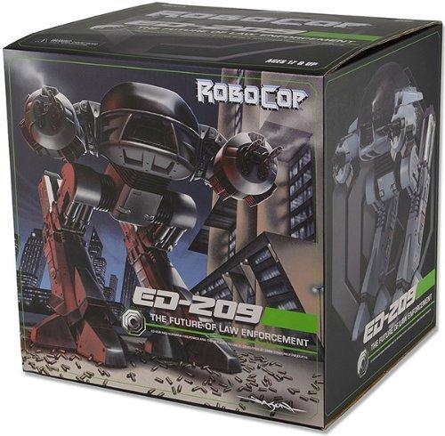 Robocop - Action Figure - ED-209 with Sound - Extending Legs