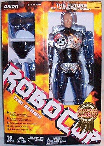 Robocop Collector Super Classics Series 15 Action Figure Set