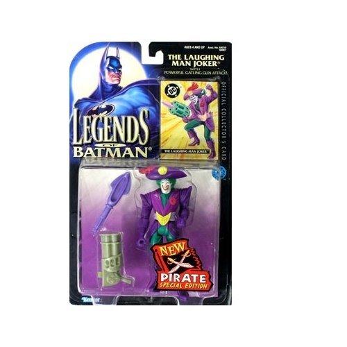Batman Legends of Batman  Laughing Man Joker Action Figure