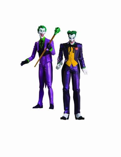 DC Origins Series 1 Joker Action Figure Two-Pack