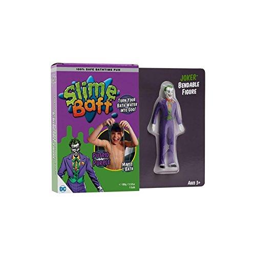 NJ Croce Putrid Purple Slime Bath with 5½ Joker Action Figure
