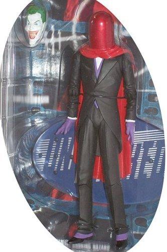 Secret Files Series 2 Unmasked Red HoodJoker Action Figure