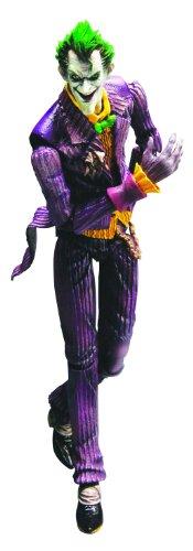 Square Enix Batman Arkham Asylum Play Arts Kai Joker Action Figure