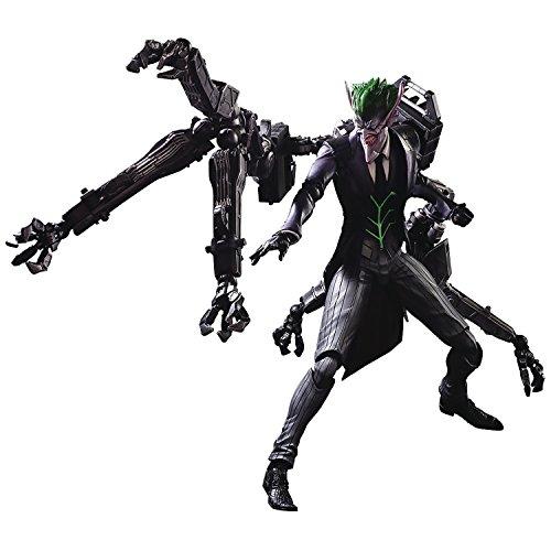 Square Enix DC Comics The Joker Play Arts Kai Action Figure Designed by Tetsuya Nomura