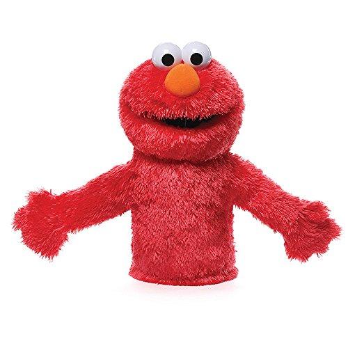 Gund Sesame Street Elmo Hand Puppet