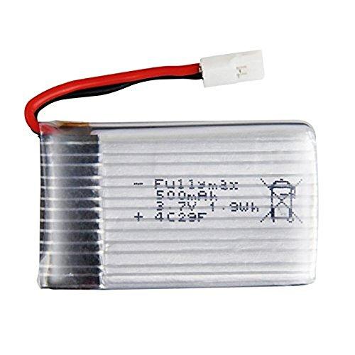 battery - SODIALRfor Syma X5C Quadrocopter original battery 37V 500mAh