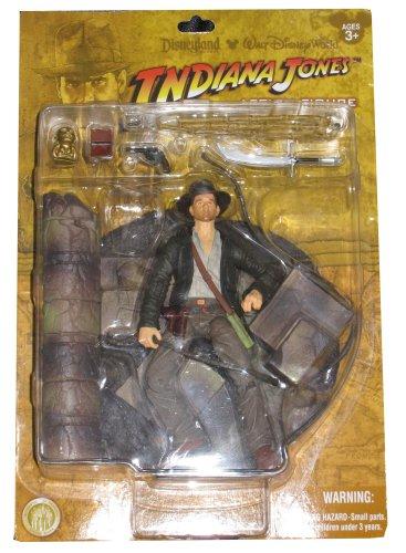 Walt Disney World - Indiana Jones Action Figure Playset Disneyland Exclusive