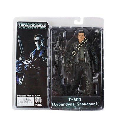 NECA Terminator 2 Judgement Day Series 2 Action Figure T-800 Cyberdyne Showdown