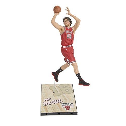 McFarlane Toys NBA Series 27 Pau Gasol Action Figure