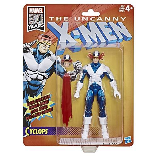 Marvel Retro 6-Inch-Scale Fan Cyclops X-Men Action Figure Toy Super Hero Collectible Series