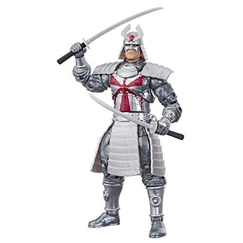 Marvel Retro 6-Scale Fan Figure Collection Silver Samurai X-Men Action Figure Toy - Super Hero Collectible Series