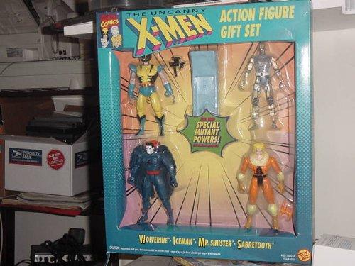 The Uncanny X-Men Action Figure Gift Set