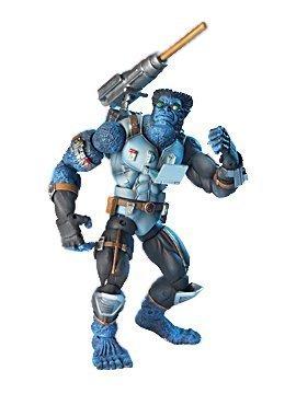 Toy Biz X-Men Action Figure Asst 2Tech Gear Beast w Cannon Launcher