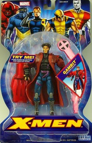 X-Men Action Figure Gambit