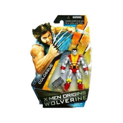 X-Men Origins Wolverine Series 4 Colossus Comic Version Action Figure