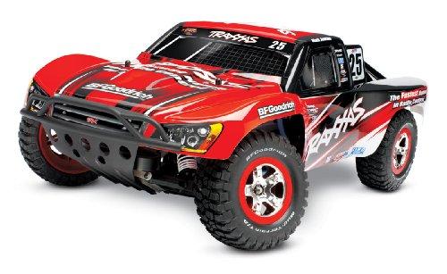 Traxxas Nitro Slash 2WD Short Course Truck 110 Scale