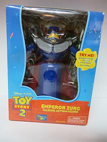 Toy Story 2 Emperor Zurg Talking Action Figure