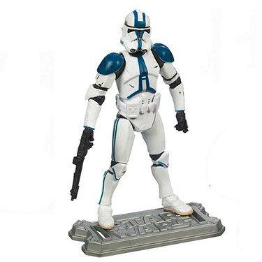 Star Wars 2010 Saga Legends Action Figure SL No 19 501st Trooper