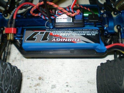 RC18T rc18 sc18 rc18r rc18b 1700mah 30C 2s lipo battery