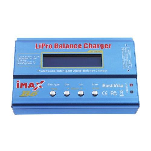 iMAX B6 OEM Battery Balance Charger For 1-6 cell Lipo Li-ion LiFe A123 Pb 1-15 cells NiCd and NiMH Batteries
