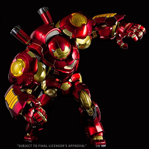 Sen-Ti-Nel Marvel ReEdit Iron Man Hulkbuster Action Figure