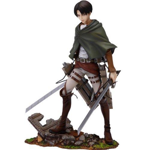Sen-ti-nel Brave-Act Levi Action Figure by Sentinel