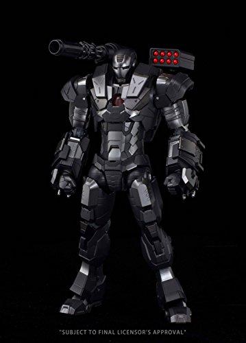 Sen-ti-nel Edit Iron Man 04 War Machine Action Figure