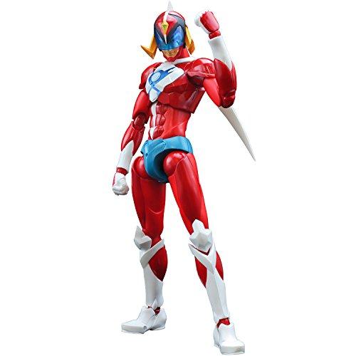 Sen-ti-nel Tatsunoko Heros Fightingear Hurricane Polymar Action Figure